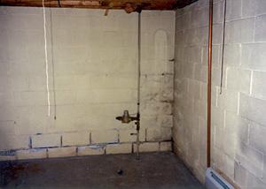 damp basement problems and moisture