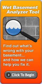 Wet Basement Analyzer Tool